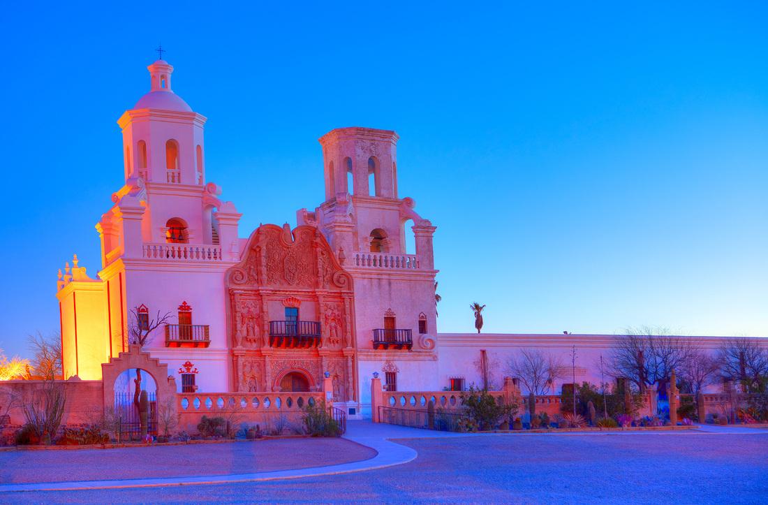 Scottsdale and Arizona church trips