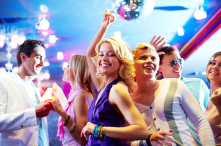 Dance Party limo service Scottsdale