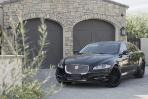 Scottsdale chauffeur - Jaguar sedan