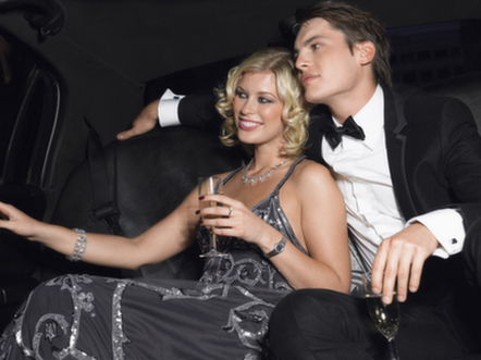 Night on the Town limo packages Scottsdale