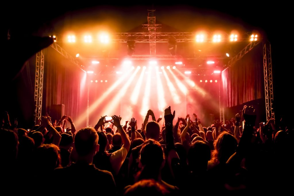 Rent A Limo For A Concert in Scottsdale and Phoenix