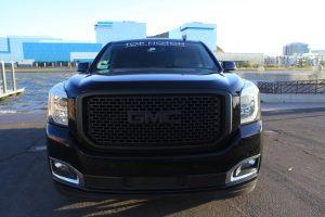 Scottsdale SUV chauffeur 2017 GMC Denali - front side 2