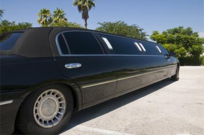 Seasonal events limousine service