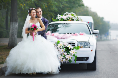 Limousine wedding packages Scottsdale