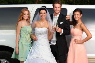 Wedding Limousine Rental Service Scottsdale