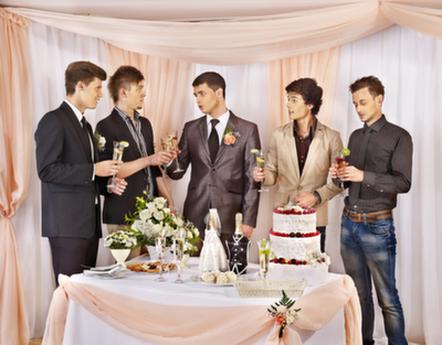 Bachelor party limo Scottsdale, AZ