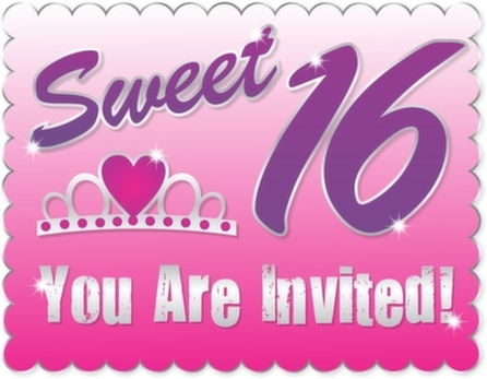 Sweet sixteen limo party Scottsdale