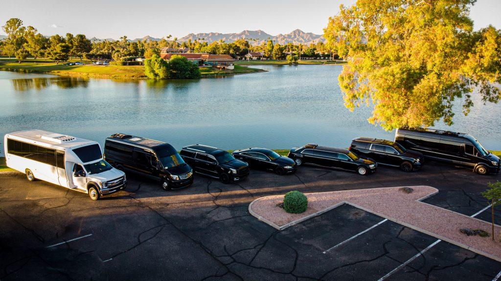 Scottsdale Limo vehicles
