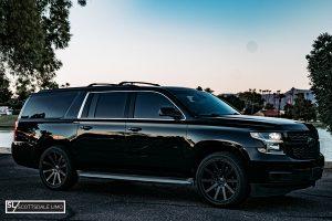 SUV car service Scottsdale
