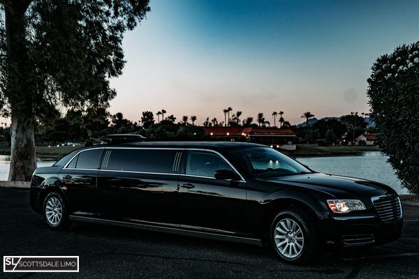 limo service Scottsdale