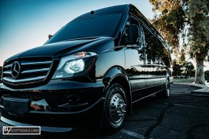 Scottsdale corporate Sprinter - exterior