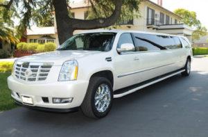 Scottsdale Cadillac Escalade Limo exterior 2